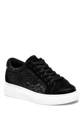 Butigo Ayla 1fx Siyah Kadın Sneaker
