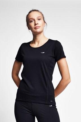 Lescon Siyah Kadın T-shirt 20s-2204-20n