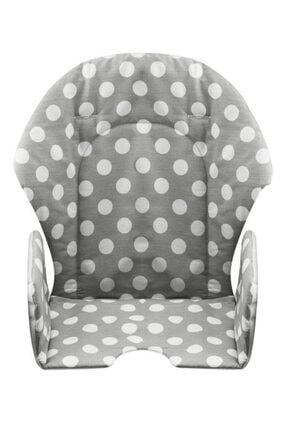 Moje Bebek Desenli Mama Sandalyesi Kılıfı Mj204