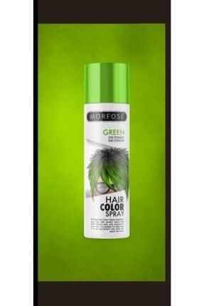 Morfose Ever Green Hair Color Spray 150 Ml