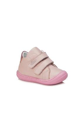 Vicco Rich Deri Kız Ilk Adım Pembe Günlük Ayakkabı