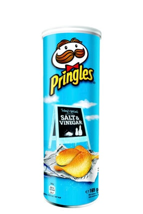 Pringles Salt & Vinegar Sirkeli 165 gr
