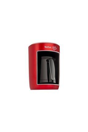 TEFAL Kırmızı Köpüklüm Auto Tcm Kahve Makinesi (9100034361)