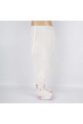 Artı Alkina Kız Bebek Havlu Külotlu Çorap