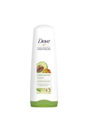Dove Avokado Ve Kalendula Özü Dökülmeye Karşı Saç Bakım Kremi 350 ml