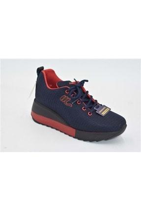 Mammamia D21ka-3520-z Tekstil Kadın Spor Ayakkabı - Lacivert - 39