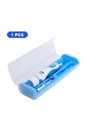 Pimobile Şarjlı Diş Fırçası Saklama Kabı-mavi