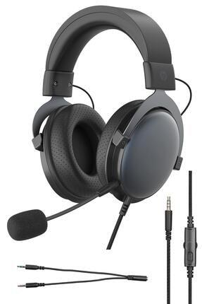HP Dhe-8005 Siyah Gaming Oyuncu Mikrofonlu Kulaklık Ps4-5 / Xbox / Pc