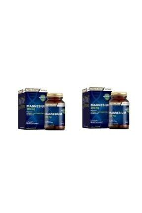 Nutraxin Hücre Bölünmesine Yardımcı Magnesıum 60 Tabletx2