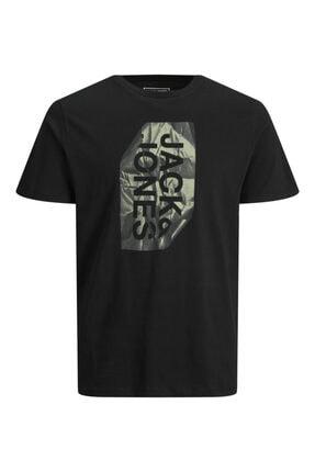 Jack & Jones Bisiklet Yaka T-shirt 12194417 Jcopaper