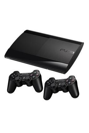 Sony Ps3 500gb+50 Adet Oyun+2adet Sıfır Kol+1yıl Garantili!