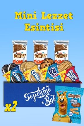 Oreo Mini Lezzet Esintisi 2 Versiyon & Chips Ahoy & Nutter Butter & Kinder Card X2 & Scooby-doo