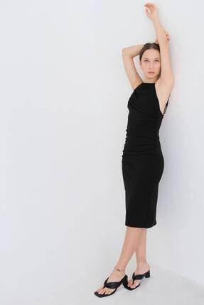 Addax Askılı Elbise E0805 - I7