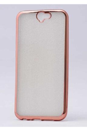 HTC One A9 Kılıf Lazer Kaplama Silikon