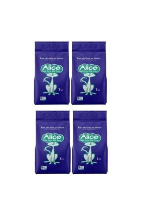 Alice Süper Emici Kedi Kumu 4'lü Eko Paket 28lt