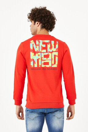 BREEZY Sweatshirt Baskılı (new Mood)