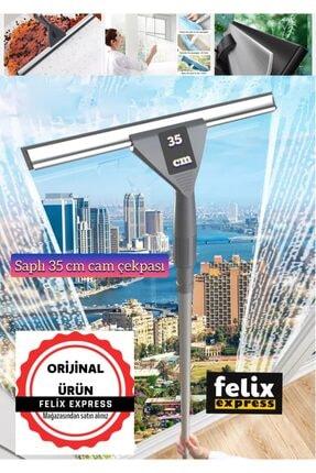 felix express Cam Fayans Parke Banyo İçin Çekpas Boyu Ayarlanabilir