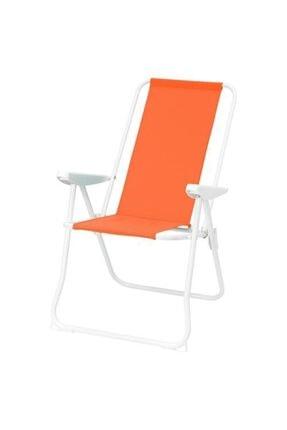 IKEA Hamö Plaj Katlanır Piknik Kamp Sandalyesi Yatar Koltuk 5 Seviye Ayarlamalı