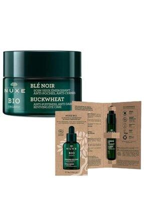 Nuxe Bio Organic Reviving Göz Kremi 15 ml 5 ml Serum Hediye