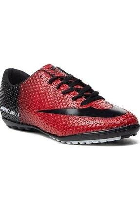 Walked Erkek Kırmızı Halı Saha Ayakkabısı