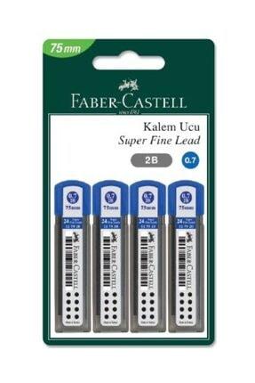 Faber Castell 4'lü Süper Fine Min 2B 0.7