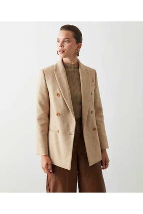 İpekyol Kruvaze Kesim Ceket