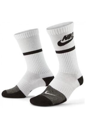 Nike Da2401-905 Y Nk Everday Cush Crew 3pr Çorap