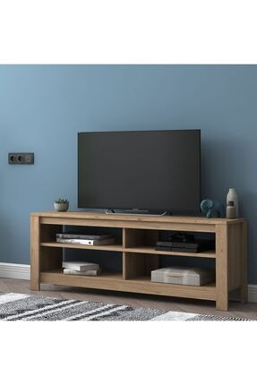 Rani Mobilya Rani Aa105 Tv Ünitesi Modern Tv Sehpası Ceviz 140 Cm