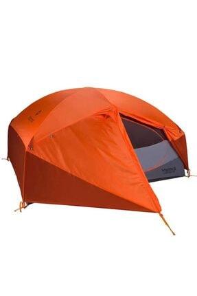 Marmot Limelight 3 Kişilik 4 Mevsim Kamp Çadırı Turuncu