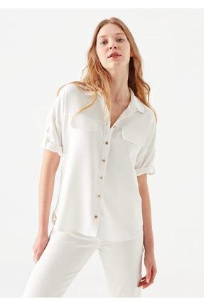 Mavi Beyaz Gömlek 121927-26829