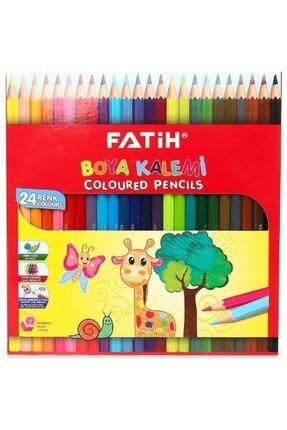 Fatih Kuru Boya 24 Renk Tam Boy
