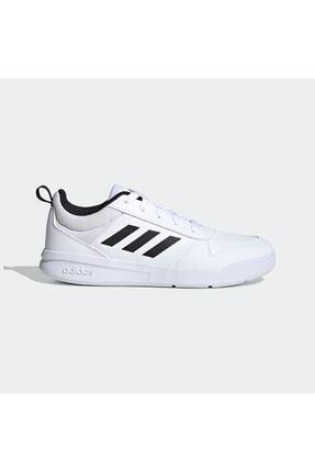 adidas S24033 Tensaur K Çocuk Spor Ayakkabı Ftwwht/cblack