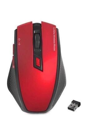 Everest Smw-777life25 Kablosuz Kırmızı Optik Mouse
