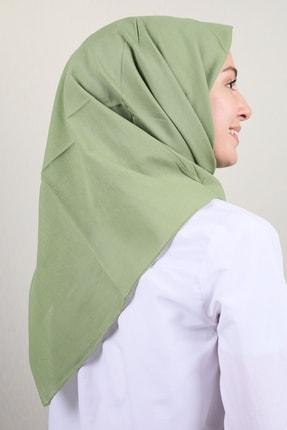 Modakaşmir Moda Kaşmir Düz Renk Pamuk Vual Eşarp - Desen-01 - Renk-07