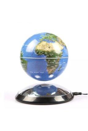 INU Havada Asılı Duran Ve Dönebilen Yerçekimsiz Manyetik Dünya Küresi