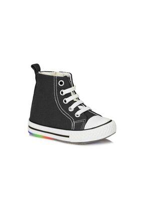 Vicco Punto Işıklı Unisex Bebe Siyah/beyaz Günlük Ayakkabı