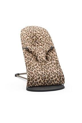 BabyBjörn Bliss Ana Kucağı Cotton  Beige Leopard
