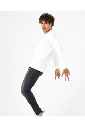 BREEZY Sweatshirt Slim Basic