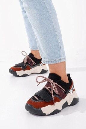 Tinka Bell Shoes 65140 Kadın Spor Ayakkabı Tarçın Multi