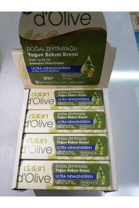 Dalan D'olive Yoğun Bakım Kremi 20 ml X 12 li ( 1 Paket)