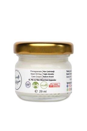 Fermente Mutfağım Nar Çekirdeği Yağlı Gündüz Bakım Kremi 29 ml