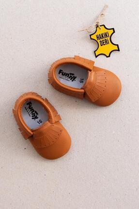 Funny Baby Hakiki Deri Erkek Bebek Ilk Adım Bebek Patik