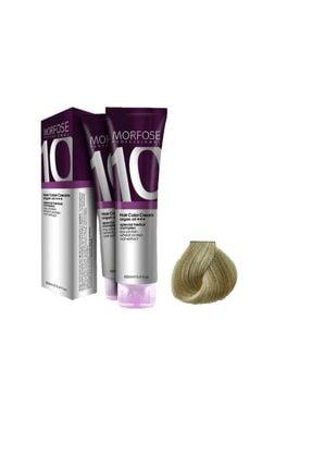Morfose Saç Boyası Tüp Boya 10 Platin Sarı 100 ml