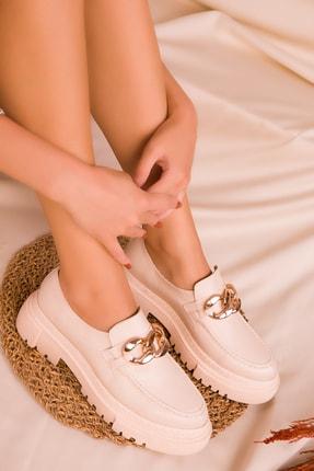 SOHO Kadın Bej Casual Ayakkabı 16501
