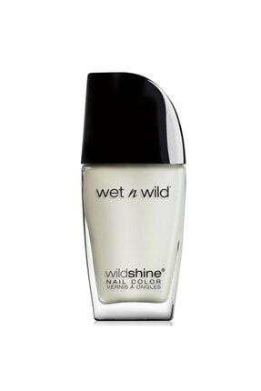 WET N WİLD Wild Shine Nail Color Oje Matte Top Coat E452a