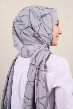 Modakaşmir Moda Kaşmir Desenli Touch Medine Ipeği Şal - Karışık Desen - Renk-47