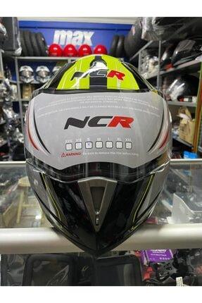 NCR Çene Açılır Kask