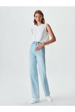 Ltb Vıonne Tropıc Blue Wash Pantolon