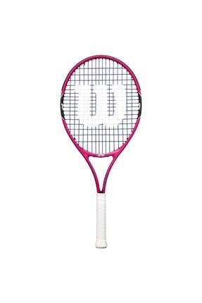 Wilson Burn Pink 25 Çocuk Tenis Raketi