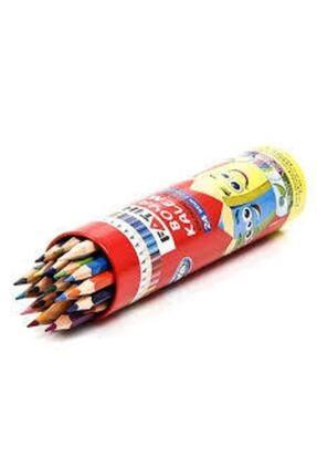 Fatih 24 Renk Tam Boy Metal Tüp Kuru Boya Hızlı Kargo Güvenilir Alışveriş